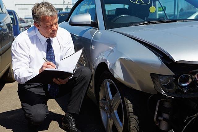 Кузовной ремонт автомобиля. Дефектовка.