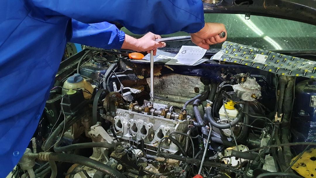 ремонт-двигателя